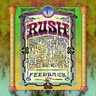 RUSH Feedback cd Oirginal Digipak Who Credence