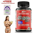 Stronger than Nugenix Free Testosterone Male Enhancement Sexual Formula pills