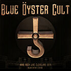 HARD ROCK LIVE CLEVELAND 2014 2CD+DVD   BLUE OYSTER CULT  Compact Disc box set