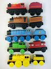 Gordon Percy Duke Mike Molly + Coal Tenders Caboose Thomas&Friends Wooden Trains
