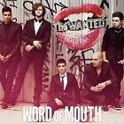 THE WANTED-WORD OF MOUTH DELUXE EDITION -JAPAN From japan