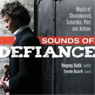 Sounds of Defiance (UK IMPORT) CD NEW