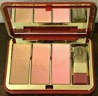 ESTEE LAUDER Deluxe Blush Compact PINK KISS NUDE ROSE BRONZE GODDESS NEW
