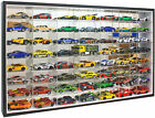 56 Hot Wheels 164 Scale Diecast Display Case Stand No Door Mirrored Back