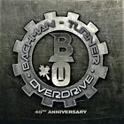 BACHMAN TURNER OVERDRIVE - 40TH ANNIVERSARY DELUXE EDITION *2 Cd's RANDY BACHMAN