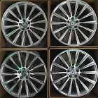 21 GLC 450 AMG SILVER HYBRID WHEELS RIMS FITS MERCEDES BENZ ML GL GLC GLE GLS