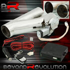 3 Supercharger Electric Cutout Valve System Exhaust Downpipe Catback W Control