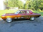 1965 Plymouth Belvedere 1965 PLYMOUTH BELVEDERE I 426 HEMI FULL BLOWN RACE CAR ONE OWNER ORIG HEMI ENG