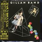 child Inn time Ian Gillan band Limited Edition Original Paper Jacket CD with Obi