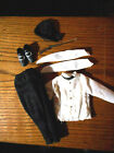 KEN or 12 Doll EARLY AMERICAN REVOLUTIONARY One of a Kind OUTFIT MUST SEE