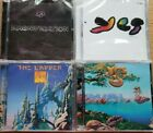 5 CD Yes Magnification /The Ladder /Talk /50 Live (2cd) booklets/new/sealed MINT