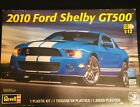 Revell 2010 Ford Shelby GT 500, large 1/12 Scale Complete Kit -condition below