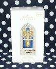 Hallmark Christmas Ornament Glad Tidings Windows of Faith COLLECTIBLE CB11
