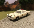 1977 Plymouth Rusty Custom 1/64 Diecast Barn Find Dukes Of Hazzard Police Rosco