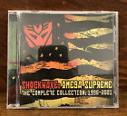 Shockwave Omega Supreme (The Complete Collection: 1996-2001) CD OOP hardcore HxC