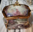 NEW IN BOX- Thomas Kinkade Blessings Find Peace Music Prayer Box: Amazing Grace