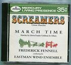 Screamers & March Time / Circus Marches  Frederick Fennell (Artist)
