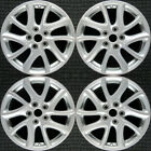 Set 2012 2013 Mazda 3 OEM Factory 9965557070 9965727070 17 OE Wheels Rims 64947