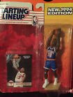 1994 BASKETBALL PATRICK EWING (HALL OF FAME) KNICKS STARTING LINEUP Hoyas