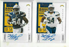 2012 Panini Contenders Football Cards 33