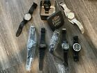 Watches Lot - Fossil - Adidas
