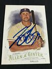 2016 Topps Allen & Ginter Baseball Cards - Review & Hit Gallery Added 9