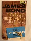 Ian Fleming The Man With The Golden Gun 1st Pan Paperback 1966 James Bond