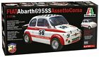 New Italeri 4705S 1: 12 Fiat Abarth 695 SS/ Assetto Corsa Model Building Kit