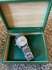 AUTHENTICATED ROLEX with BOX AND PAPERS oyster perpetual date