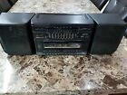 Sanyo mw245 Boombox With Reverse Play