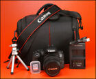 Canon EOS 800D DSLR Camera +18-55mm Zoom Lens kit + VERY LOW ONLY 40 SHOTS
