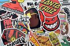 100 Skate Stickers Hypebeast Stickers for Hydro Flask Laptop Skateboard Luggage