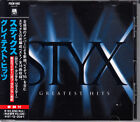 cd japan Styx Greatest Hits 1995 Japan CD 1st With Obi Hard to Find Very Rare