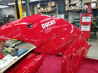 Ducati Desmodue Supersport Farings, Rear side panels, front fender 2003-2007 800
