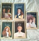 Orphan Train West series of five books by Jane Peart