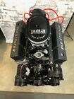 383 STROKER CRATE ENGINE A/C 525hp ROLLER TURNKEY PRO STREET CHEVY SBC 383 383