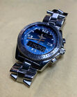 Breitling  B-1 Professional A68362 Blue Dial Pilot Watch Beautiful