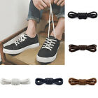 Waxing Three Strands Casual Shoelace Round Beanie Shoes Lace Martin Boots Laces#