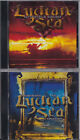 Lydian Sea - Invisible Reign & Portraits of Thought (New, Out of Print CDs) 2007
