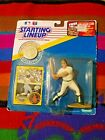1991 Starting Lineup Kenner Jose Canseco Figure Card and Coin MPN 77873