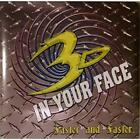 3D IN YOUR FACE Faster and Faster CD 12 tracks FACTORY SEALED NEW 2006 3DIYF USA