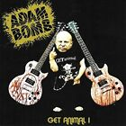 ADAM BOMB Get Animal 1 CD 12 tracks FACTORY SEALED NEW 2003 Coalition