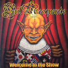 EVIL MASQUERADE Welcome to the Show + 1 CD FACTORY SEALED NEW 2004 Frontiers Ita
