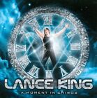 LANCE KING A Moment In Chiros CD 11 tracks FACTORY SEALED NEW 2011 Nightmare USA