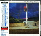 FAR CRY-THE MORE THINGS CHANGE-JAPAN CD D46
