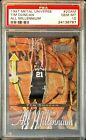 1997-98 Fleer Metal Tim Duncan RC Rookie All Millenium SP - PSA 10 Gem!
