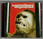 THE OUTPATIENCE ANXIOUS DISEASE CD IMPORT with AXLE ROSE SLASH IZZY STRADIN +