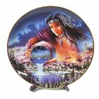 Native American Indian Collector Plate The Waters of Life by David Penfound