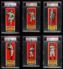 1951 Topps Connie Mack's All-Stars Baseball Cards 11