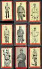 1910 T210 Old Mill Baseball Cards 8